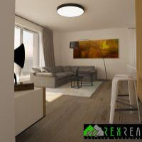 2 izbový byt, Veľký Krtíš, 57 m², Vo výstavbe