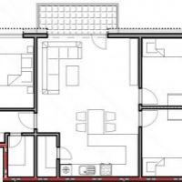 4 izbový byt, Veľký Krtíš, 117 m², Vo výstavbe
