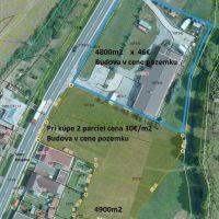 Iný objekt, Dobrá Niva, 6257 m², Pôvodný stav