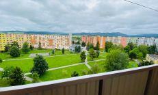 3 izbový byt s loggiou ⎮ 65m2 ⎮ Štúrovo nábrežie