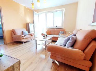 Slnečný 3 izbový byt s krásnym výhľadom, Pod Hájom, Dubnica nad Váhom, 59m2