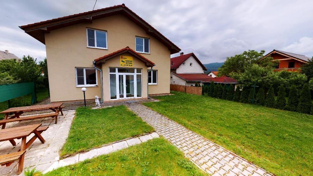Na predaj penzión s rodinným domom, Hrabušice, Slovenský Raj - 1