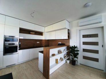 NOVOSTAVBA ** Na predaj 4-izbový byt 115 m2 s lóggiou a garážovým státím - Nové Mesto n/V, Športová ul.