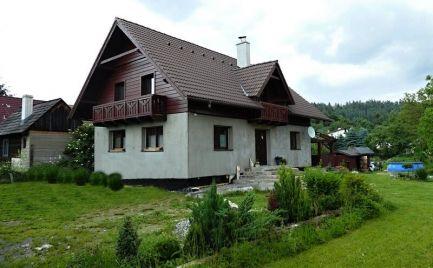 Rodinný dom (novostavba) v krásnom prostredí - Jasenie
