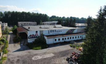 Polyfunkčná hala na predaj so zaujímavým financovaním, Liptovský Mikuláš