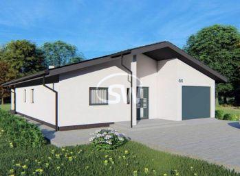 Pripravujeme na predaj bungalov s garážou v obci Veľká Lomnica