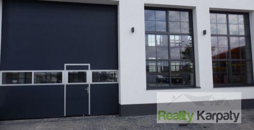 Na prenájom moderné obchodné /skladové priestory 125m2. 250m2 + administratíva, parkovanie, TOP lokalita Bratislava- 2: