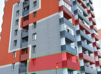 2 izbový byt Cukrovarská ul. Sereď