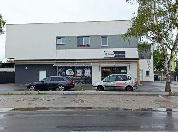 Predaj obchodných priestorov so zabehnutou prevádzkou potravín Šoporňa