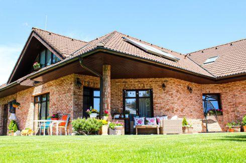 Rodinný bungalov, Bánová