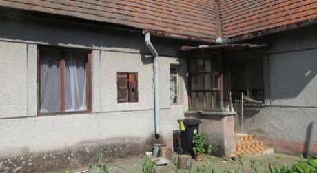 REZERVOVANÉ!!! Na predaj rodinny dom v obci Nemčiňany