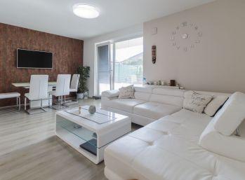 Predaj Novostavba 2 izb. bytu s vlastným kúrením 57m2 + terasa so záhradkou 30,95m2, Rovinka