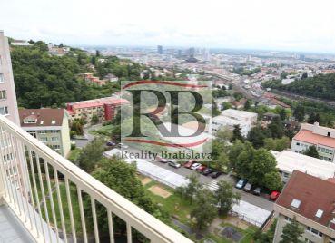 Na predaj 3,5 izbový byt s nádherným výhľadom vo vyhľadávanej lokalite Kramáre, BAIII