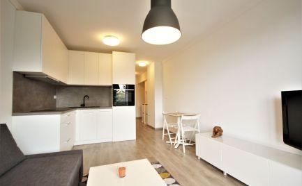 PRENÁJOM - príjemný 1i byt v novostavbe PARI na Duláku, BA II.