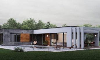 Exkluzívne len u nás! Nadštandardný dizajnový bungalov za bezkonkurenčnú cenu