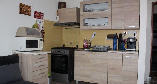 Predané slnečný 1-izbový byt Poltár