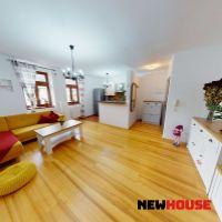 3 izbový byt, Šrobárova, Trenčianske Teplice, 66 m², Novostavba