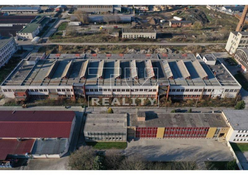 Výrobný objekt-Predaj-Bošany-980000.00 €