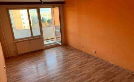 Obrovský 2-izbový byt časť Vlčince v Žiline.