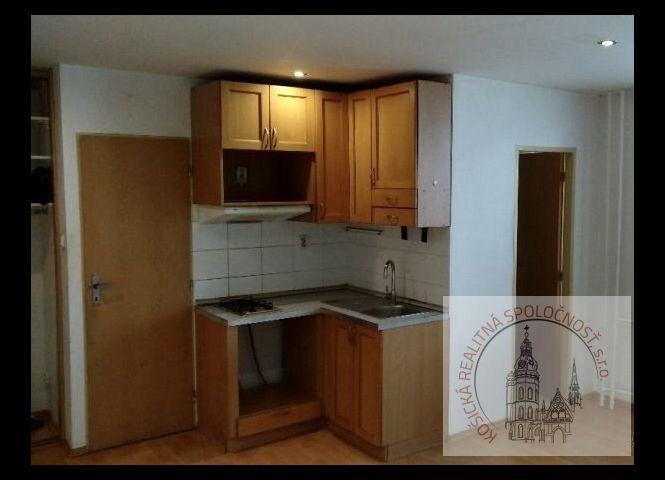 1 izbový byt - Košice-Nad jazerom - Fotografia 1
