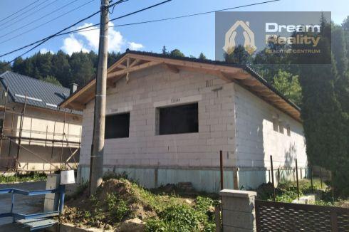 4-izbový novopostavený rodinný dom