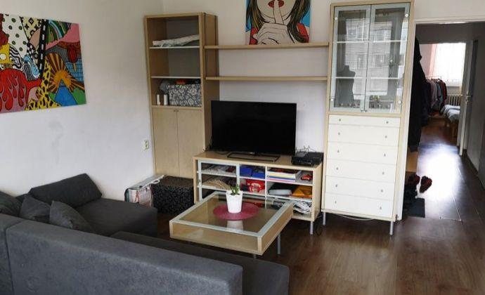 Pekný zariadený 2izb.byt s loggiou na prenájom pri Štrkoveckom jazere