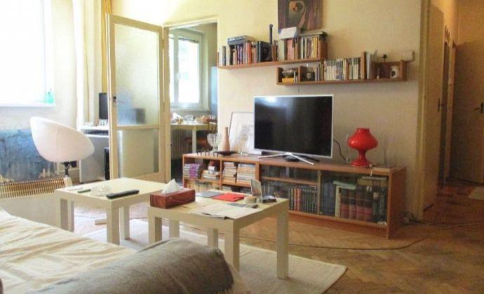 3izb. byt, 73,42 m2 v pôvodnom stave, Galaktická ul., Ružinov - BA II.