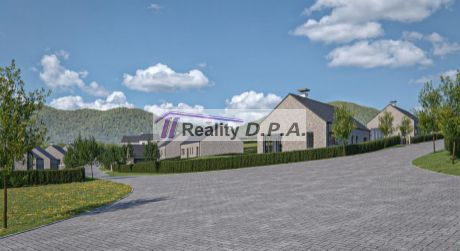 Novostavba rodinného domu v Blatnici, okres Martin