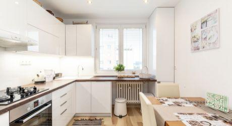 3- izbový byt po kompletnej rekonštrukcií na Pribišovej ulici