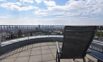 4-izbový byt s terasou a nádherným výhľadom na Kalvárii, pri Horskom parku