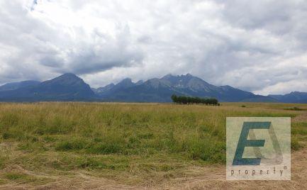 Stavebné pozemky Stará Lesná od 700 m2 do 800 m2 v cene od 85 eur/m2
