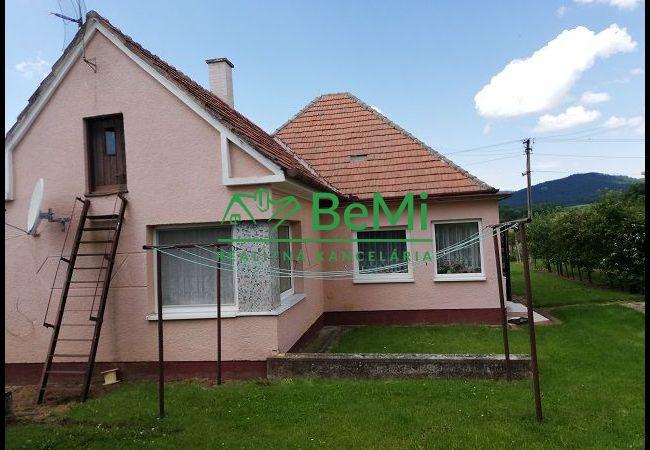 TO - Predaj rodinného domu  042-12-ROCH