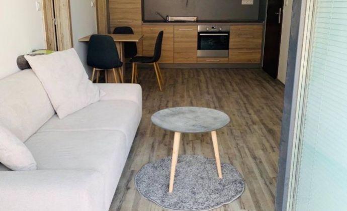 PREDAJ - kompletne zariadený 2 izbový byt v novostavbe