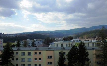 1-izbový byt v Banskej Bystrici, na Tulskej