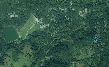 Predaj pozemku na výstavbu rekreačnej chaty, 1400 m2, Krpáčovo - okres Brezno