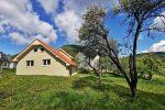 Novostavba Rodinného domu v obci Košecké Podhradie, veľká záhrada + PRIESTRANNÁ DIELŇA, pozemok 1610 m2