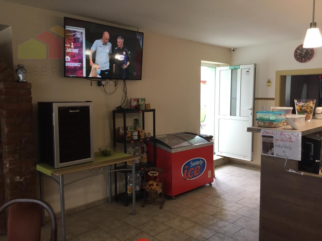 Odstúpenie - predaj reštaurácie, kaviarene - Podolie