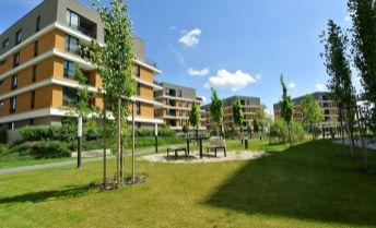 Predaj, 1 izb. apartmánový byt v novostavbe Nový Ružinov, Bajkalská ul. – Bratislava II