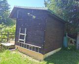 Záhrada s chatkou Trenčianske Teplice 291 m2