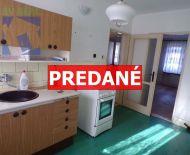 PREDANÉ 2 izbový byt 65 m2 Handlová 70081
