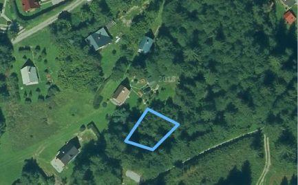 Predaj pozemku o výmere 353 m2 v Hornej Lehote - Krpáčove.