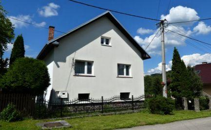 Dom/chalupa v tichej časti Horehronia - Beňuš - Nízke Tatry