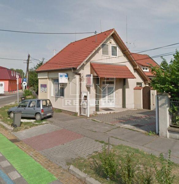 Obchodný objekt-Predaj-Galanta-156000.00 €