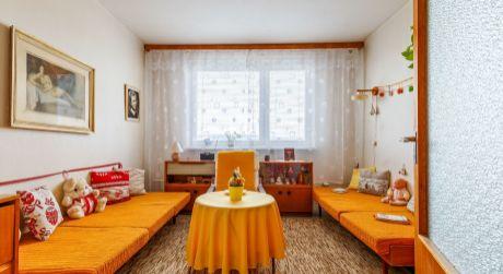 2- izbový byt na Pekníkovej ulici