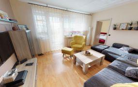 Na predaj kompletne zrekonštruovaný 4 izbový byt v Trenčíne, Juh, Novomeského.