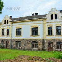 Polyfunkčný objekt, Krompachy, 1100 m², Pôvodný stav
