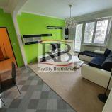 2-izbový byt na Haburskej ulici v Bratislave