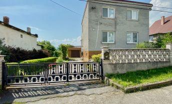 Rodinný dom Diviaky nad Nitricou s pozemkom 752 m²