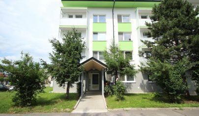 SORTier s.r.o. - kompetne zrekonštruovaný a zariadený 3 izbový byt v centre mesta Malacky