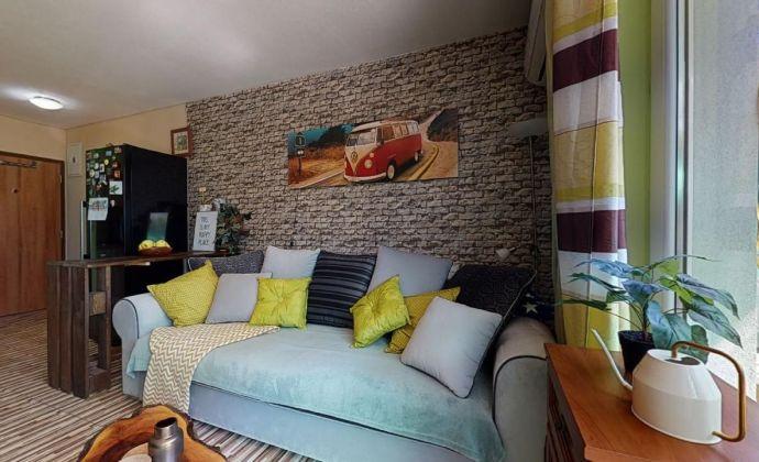 PREDAJ - útulný 2 izbový byt so záhradkou v Svätom Jure
